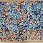 Mosaïque CSC Rosa Parks