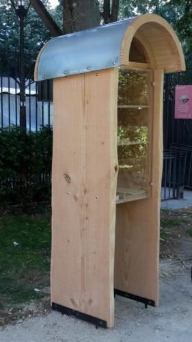 Boîte à livres - Place des Fêtes
