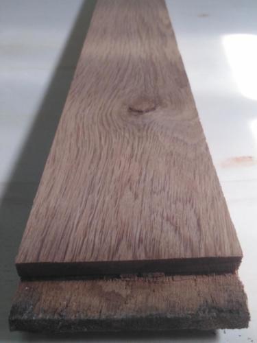 Récup de parquet chêne
